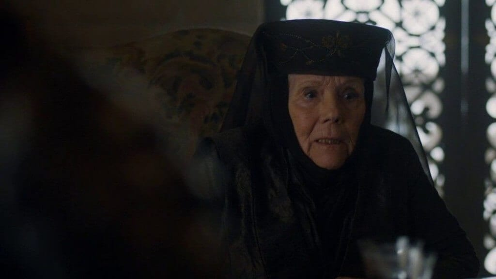 olenna tyrell game of thrones
