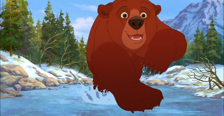 Review Brother Bear 2003 Geeks Gamers