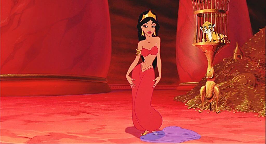 Jasmin, Aladdin, Disney Princesses