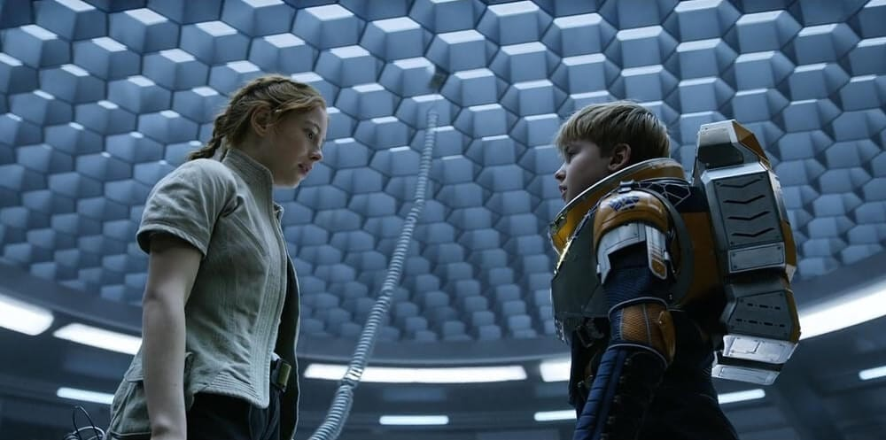 Penny, Will, Lost in Space, Pressurized