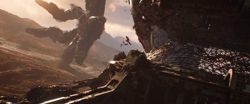 Titan, Avengers: Infinity War, comic book callbacks