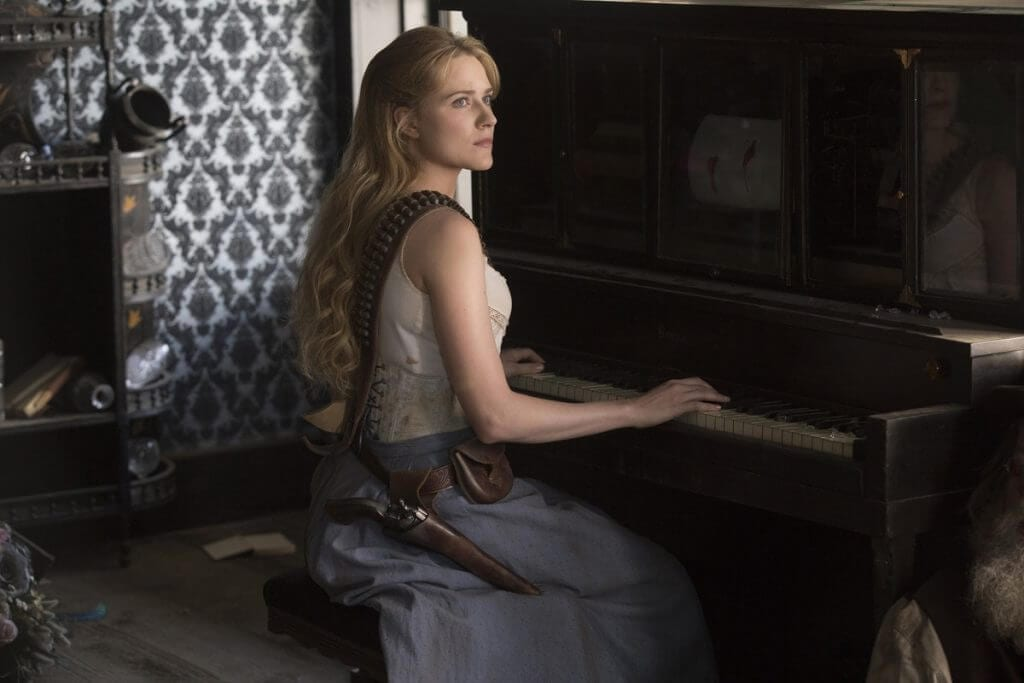 Dolores, Westworld, Phase Space