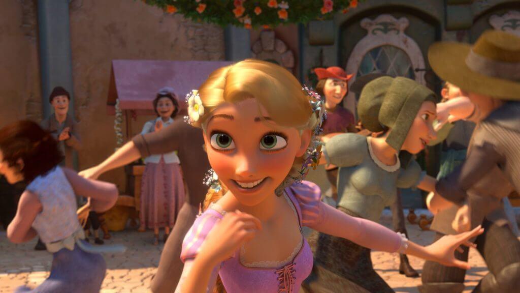 Rapunzel, Tangled, Disney Princesses