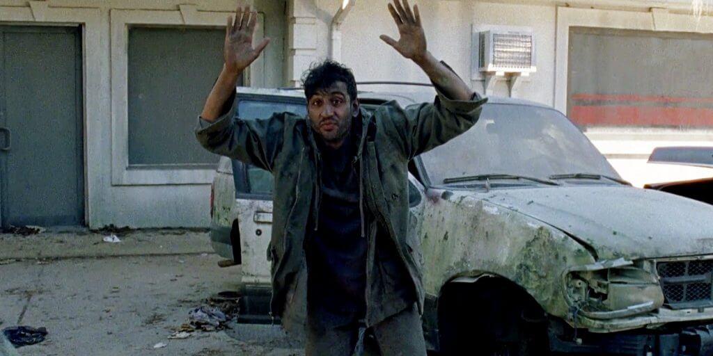 Siddiq, The Walking Dead