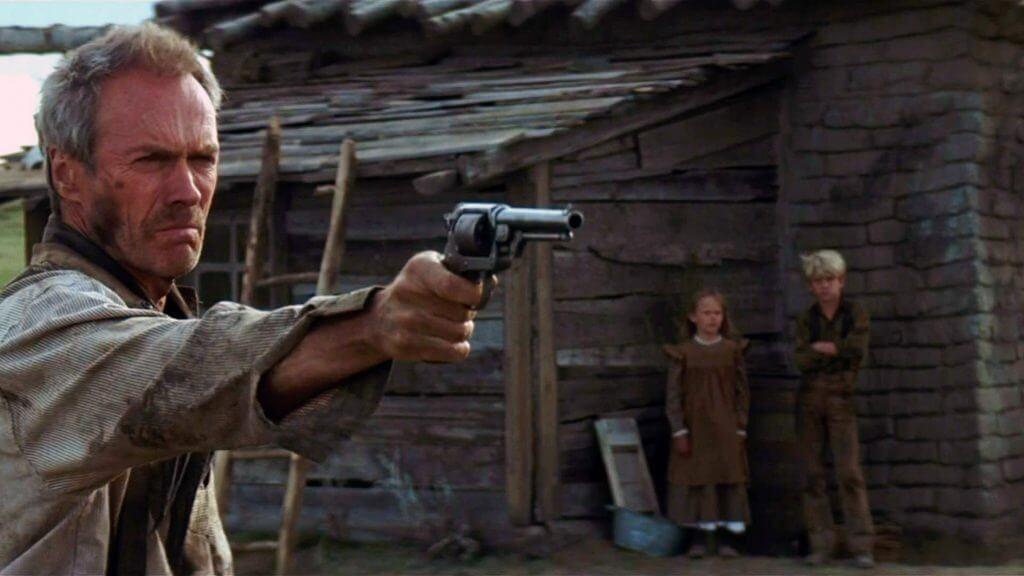 Clint Eastwood, Unforgiven