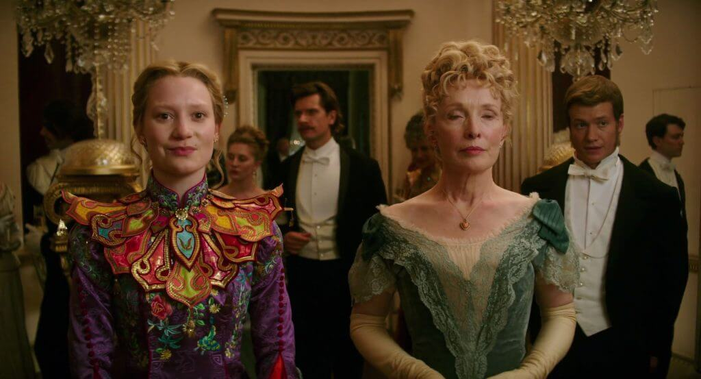 Alice, Helen, Alice: Through the Looking Glass