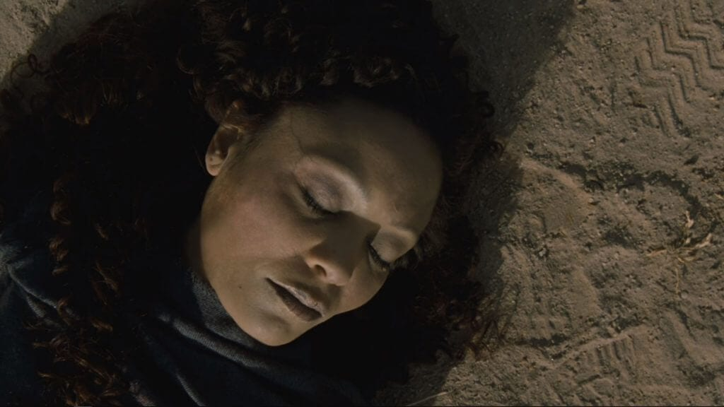 Maeve, Thandie Newton, Westworld, The Passenger