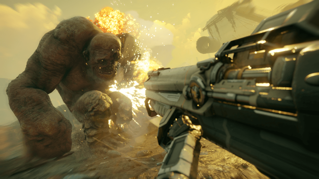 Rage 2, Bethesda, E3 2018