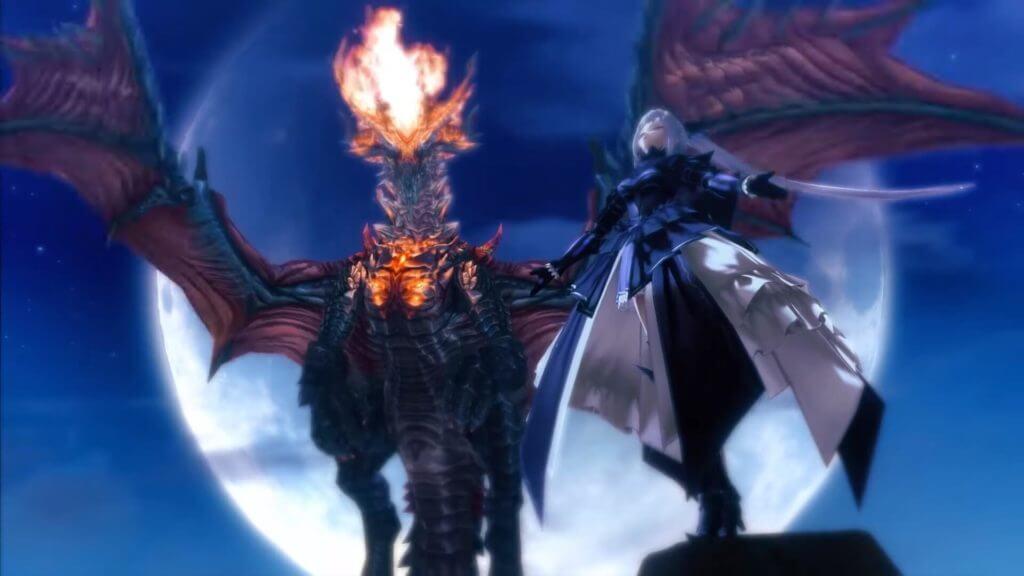 Shining Resonance: Refrain, dragon