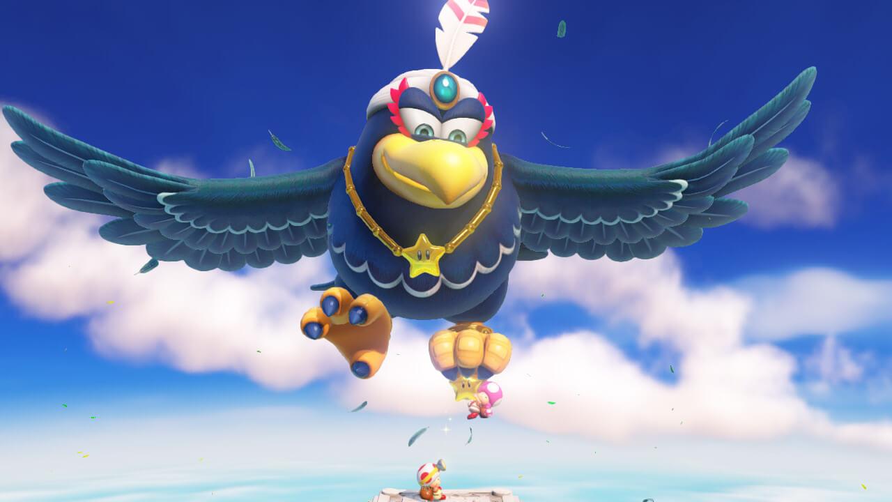 Captain Toad's Treasure Tracker