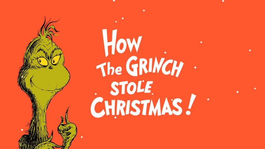 Dr. Seuss, How the Grinch Stole Christmas, Mario