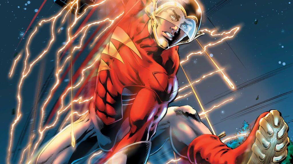 The Flash, Jay Garrick, New 52