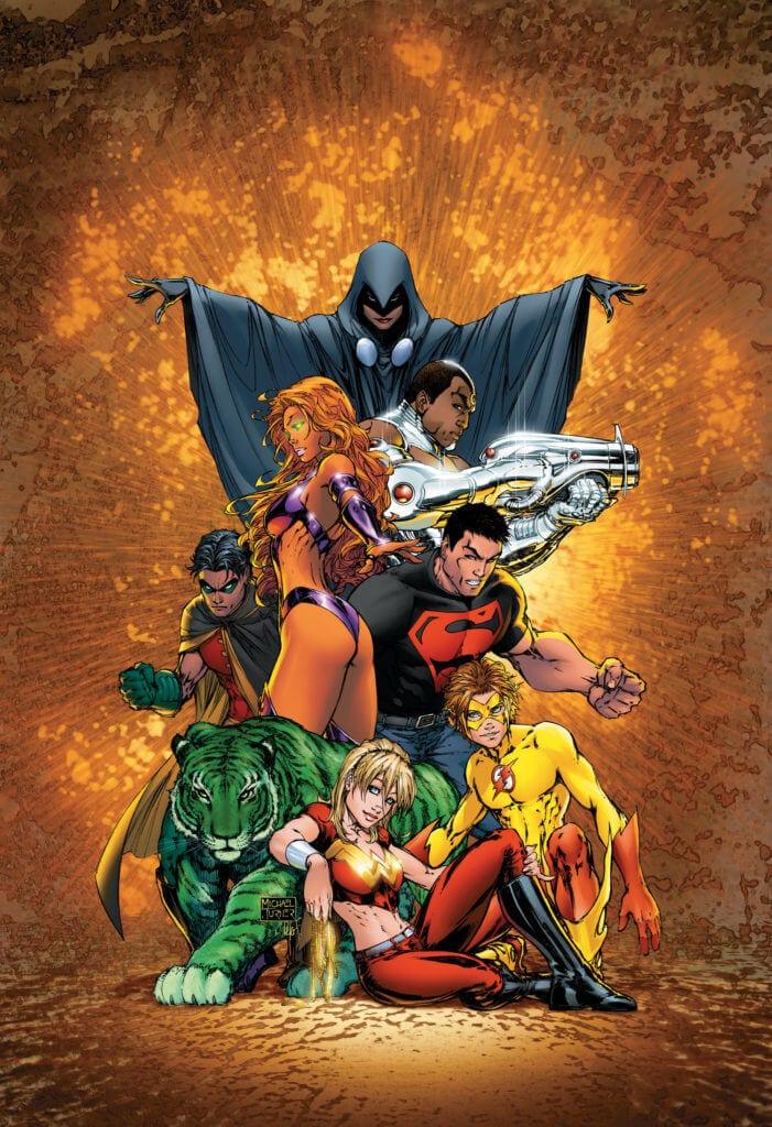 Teen Titans, Post-Crisis