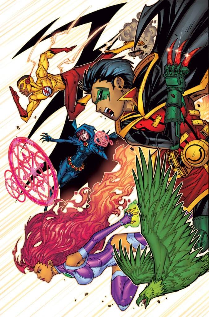 Teen Titans, Rebirth