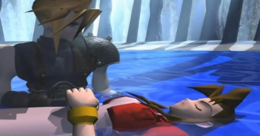 Final Fantasy VII, Aeris, Final Fantasy, Aeris Death, Video Game Music