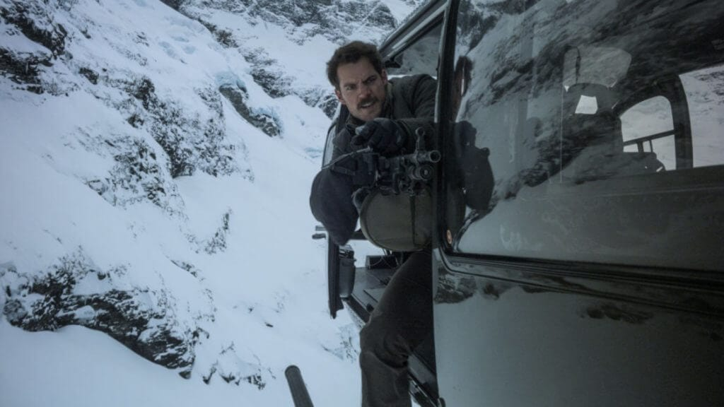 Mission: Impossible -- Fallout, Mission: Impossible, Henry Cavill