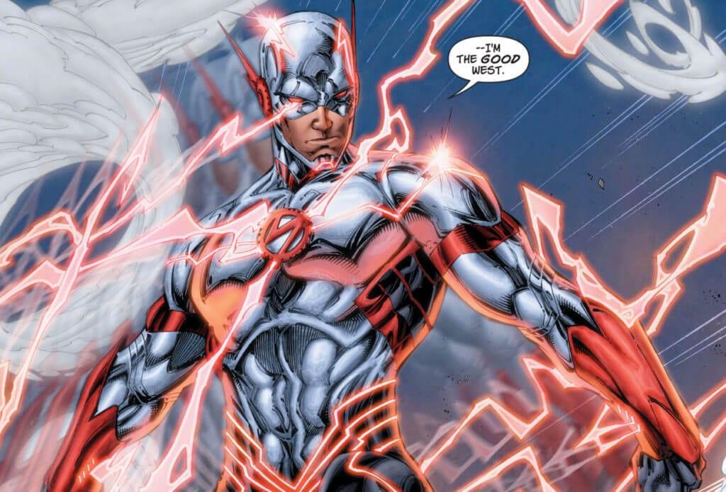 Wallace (II), the Flash