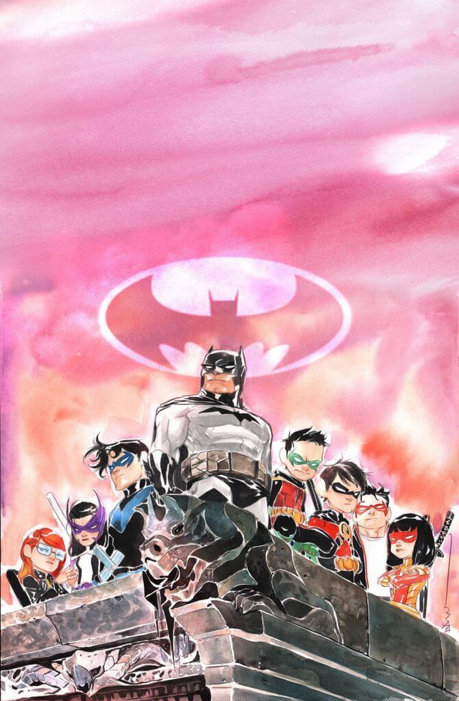 Batman, Li'l Gotham, Comic Books, kid-friendly