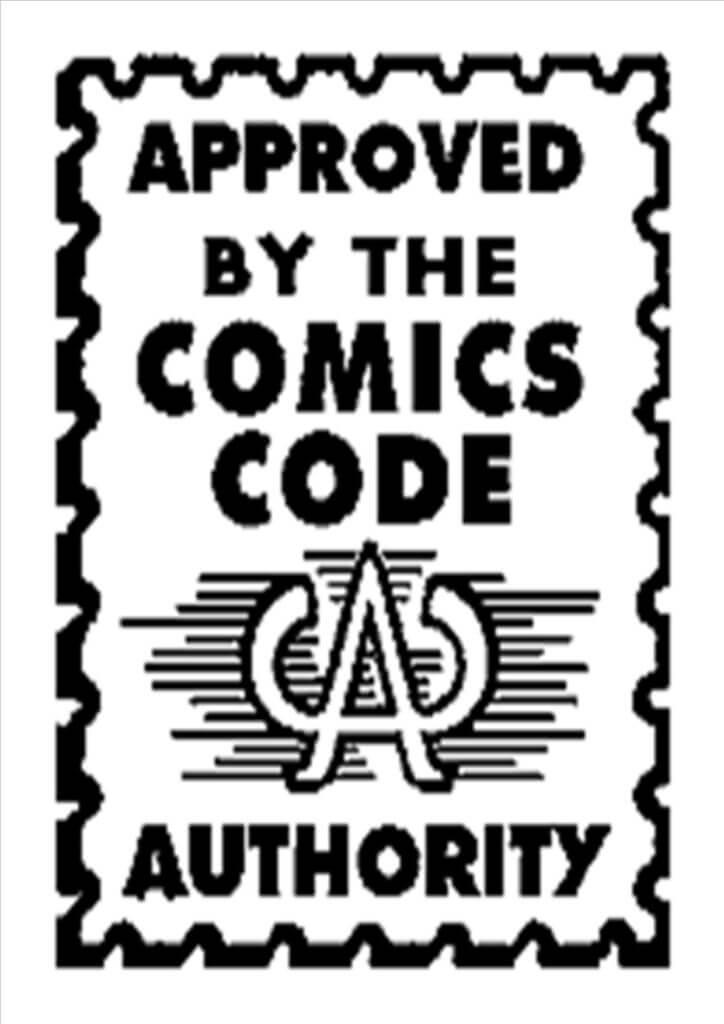 comci books, comic code authority, kid friendly