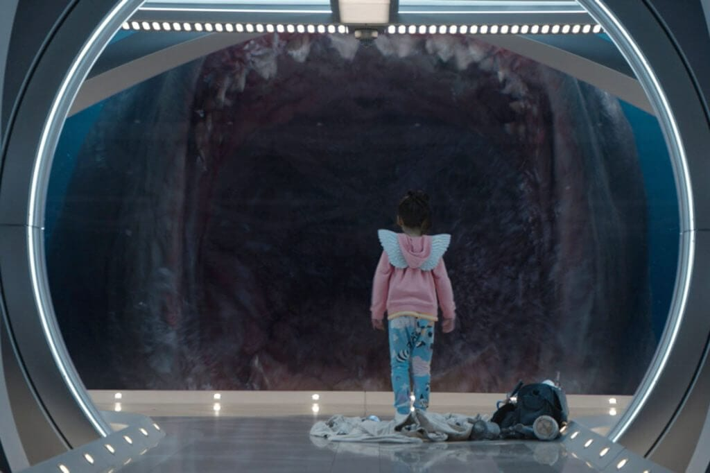 The Meg, Jason Statham