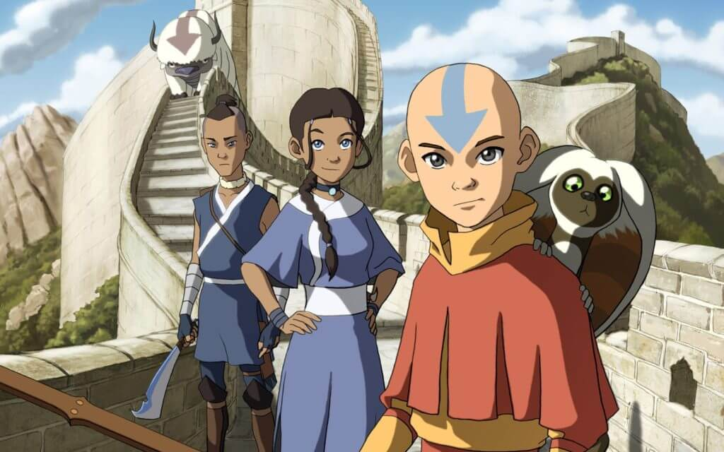 Avatar live-action