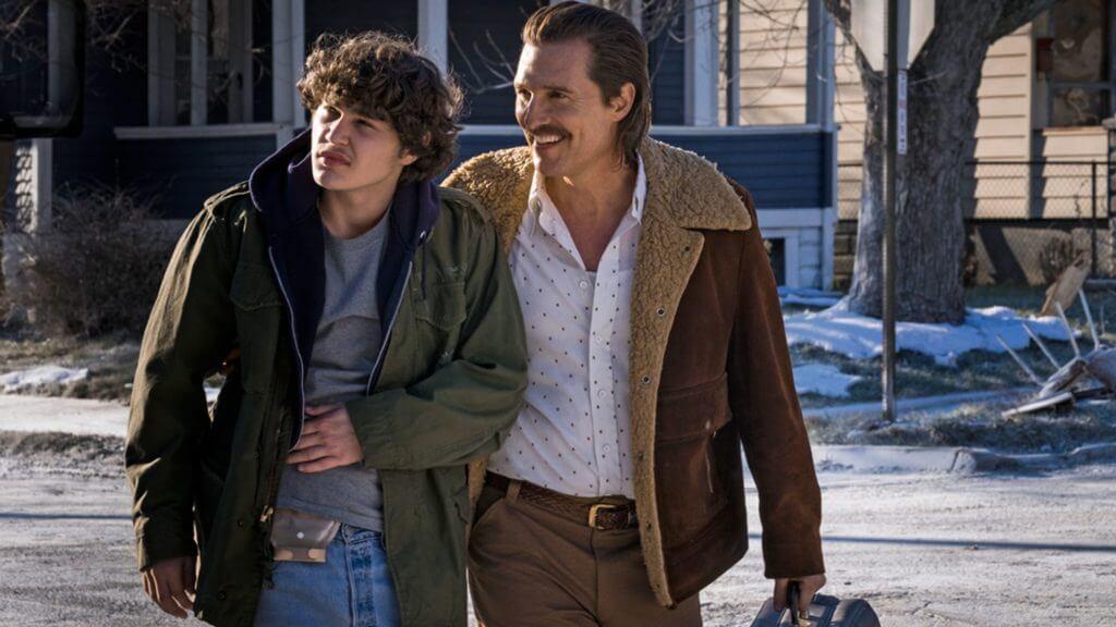 White Boy Rick, Matthew McConaughey