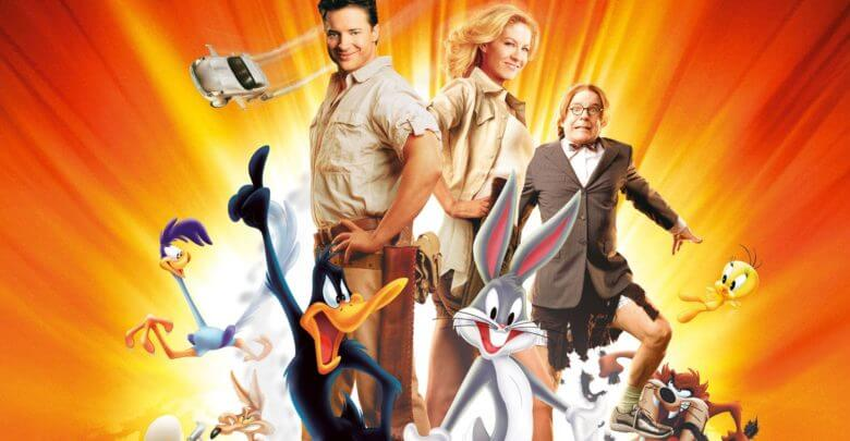 looney tunes back in action 2003 youtube