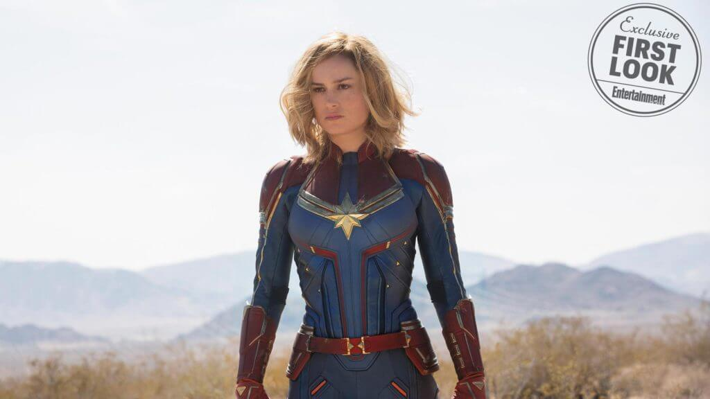 Captain Marvel, Brie Larson