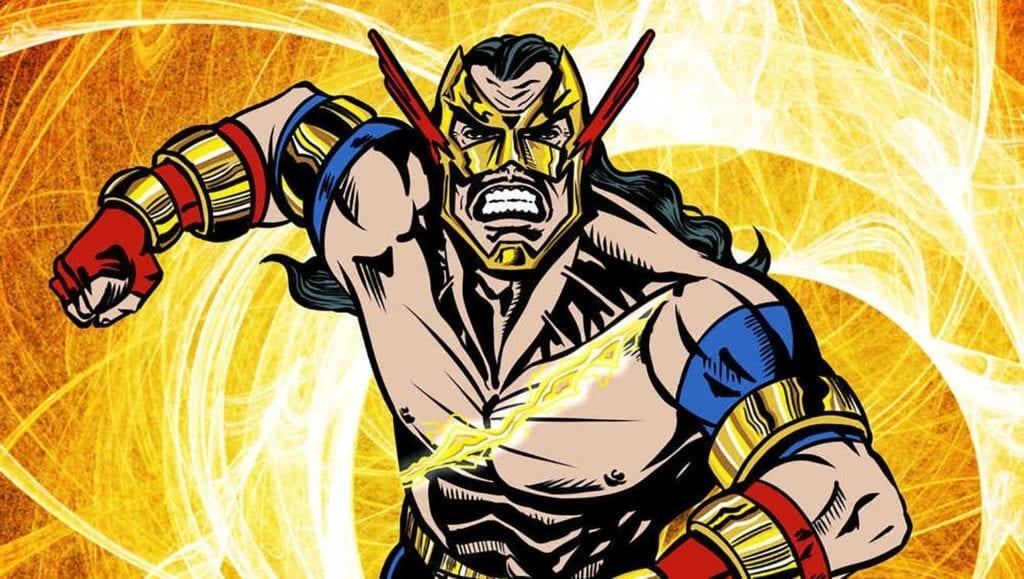 Flash villains, Savitar