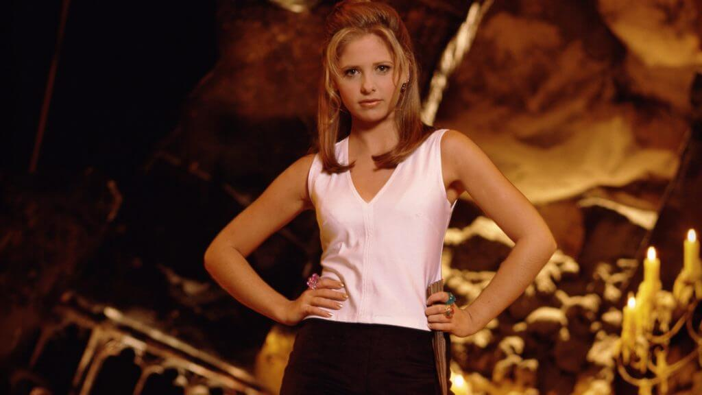 Buffy the Vampire Slayer, horror TV shows