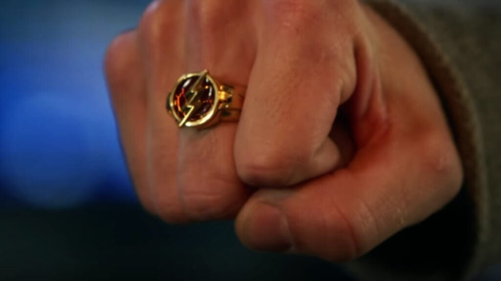 The Flash, Nora, Flash Ring