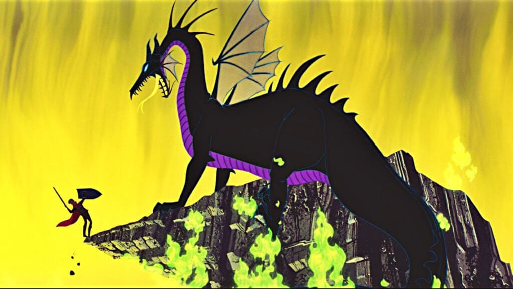 Maleficent, Disney villains