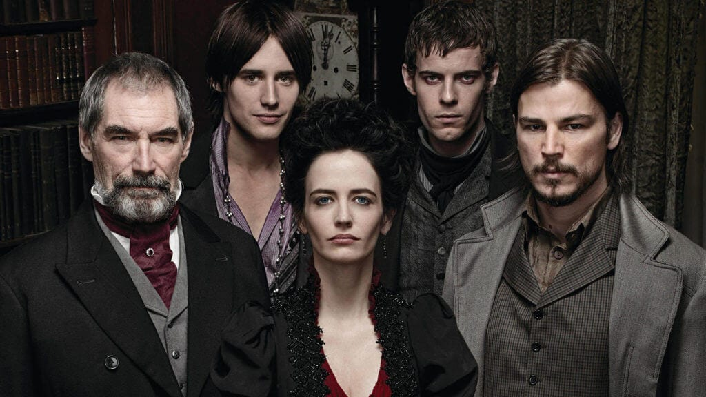 Penny Dreadful, horror TV shows