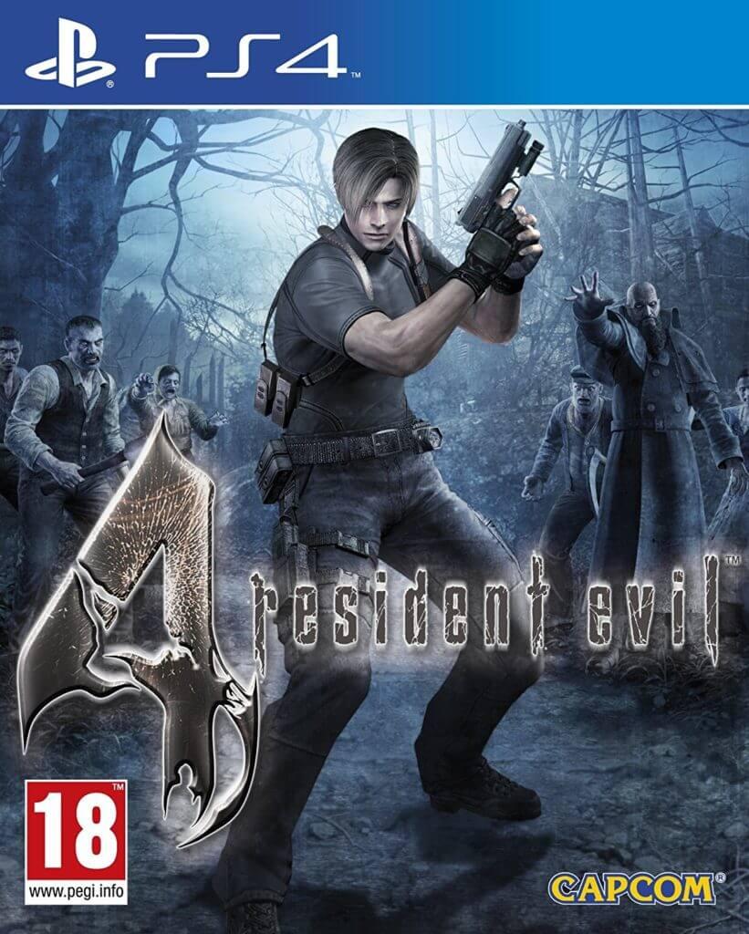 Resident Evil 4, horror video games