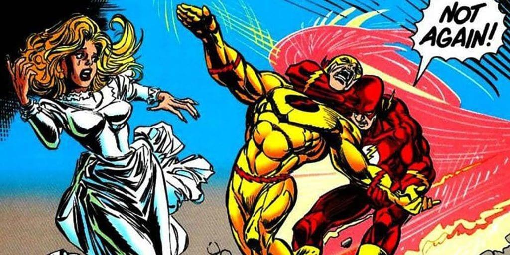 The Flash, Reverse Flash, Flash Descendants