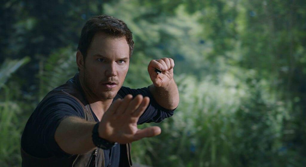 Chris Pratt, The Saint