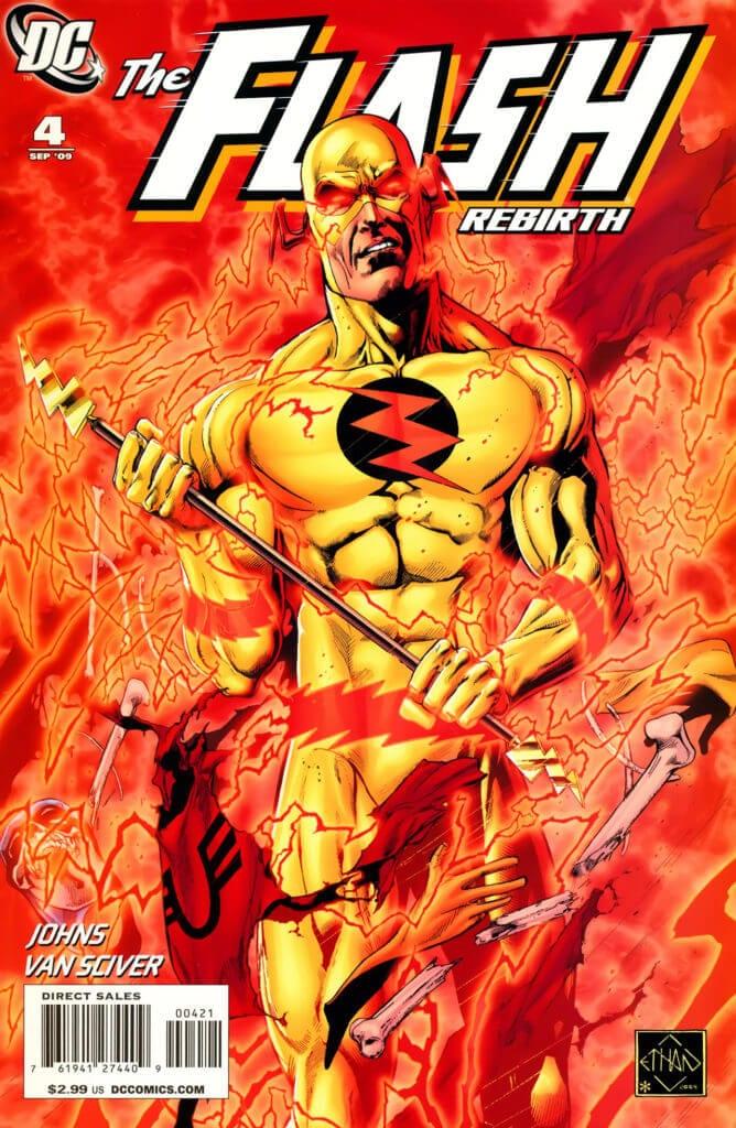 Comicsgate, Ethan Van Sciver, Flash: Rebirth