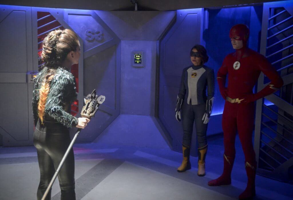 The Flash, O Come All Ye Thankful