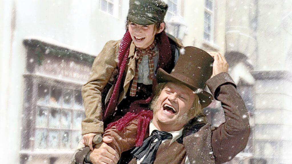 A Christmas Carol: The Musical, Ebenezer Scrooge, Kelsey Grammer