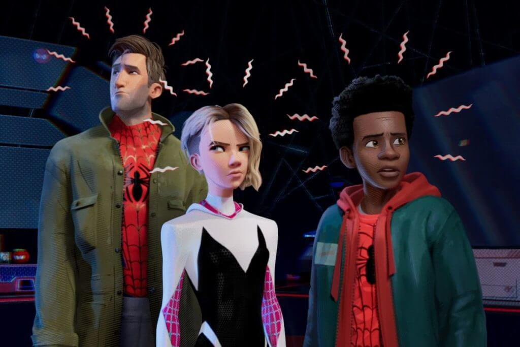 Spider-Man: Into the Spiderverse