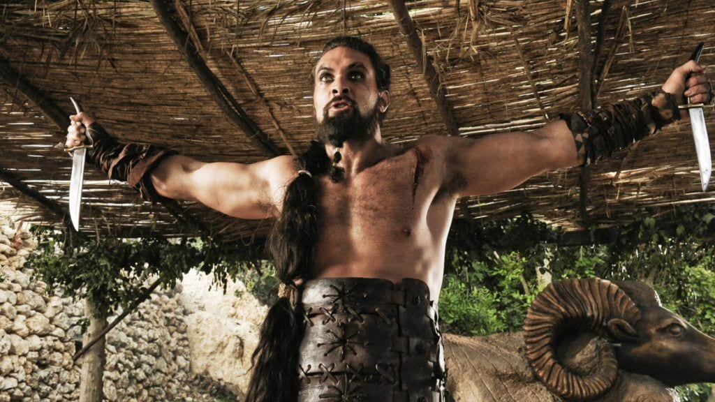 Jason Momoa, Game of Thrones