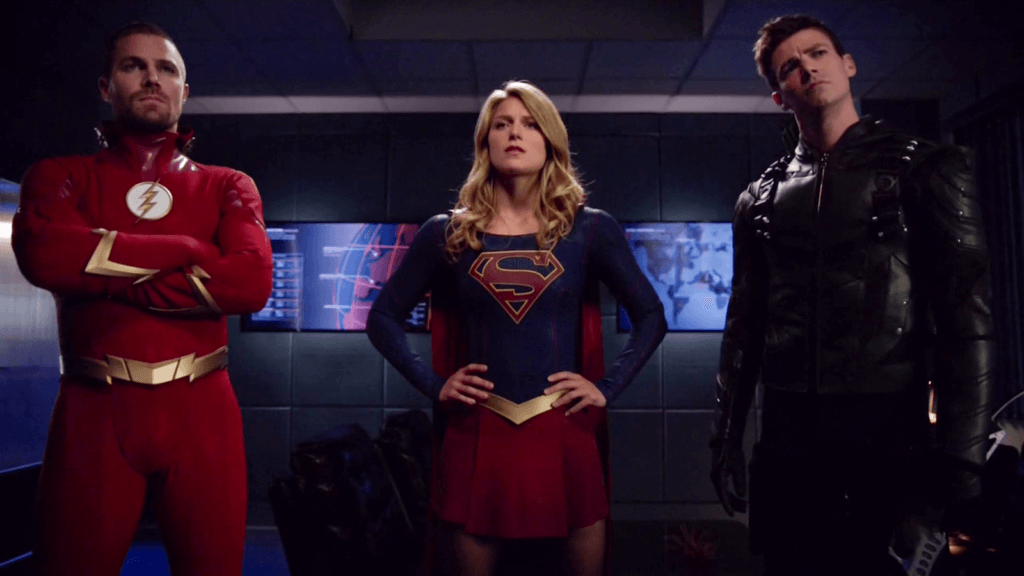 Elseworlds, The Flash, Green Arrow, Supergirl