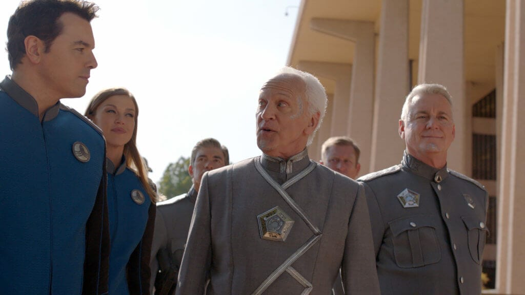 The Orville, All the World is Birthday Cake