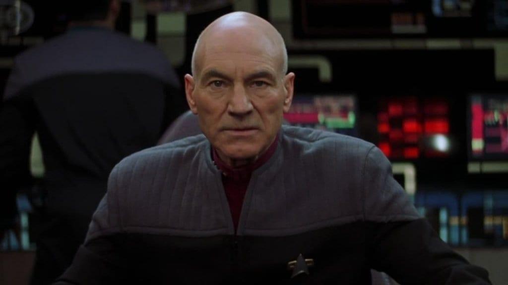 Picard, Star Trek Nemesis