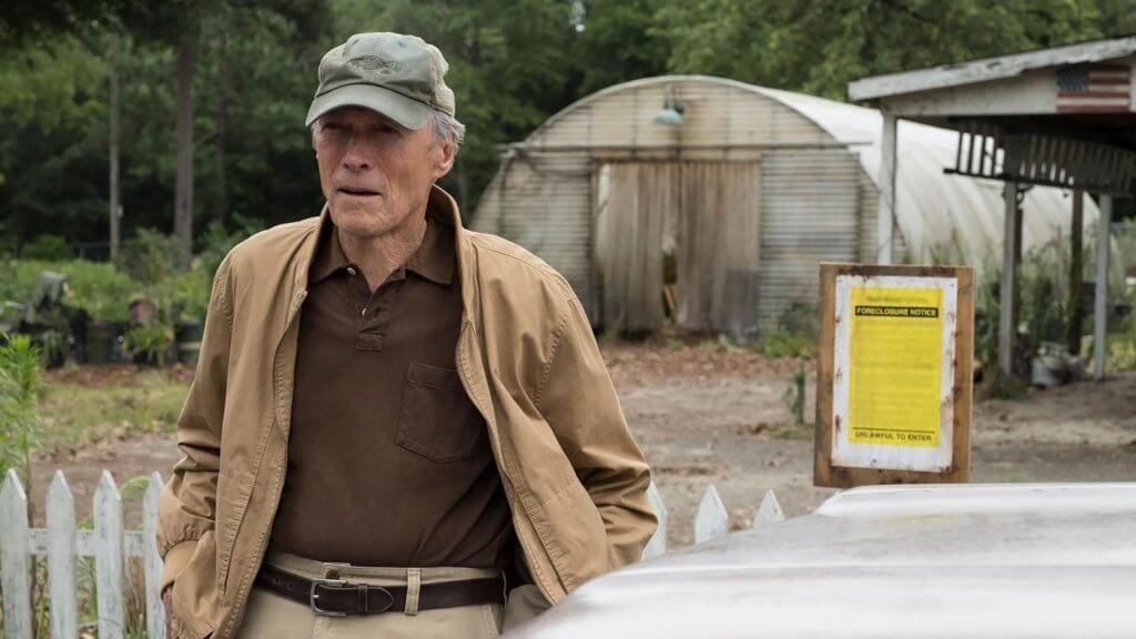 The Mule, Clint Eastwood