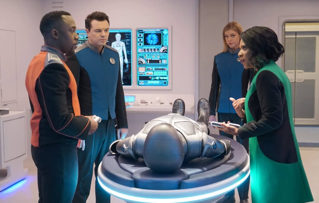 The Orville, Identity Part 1