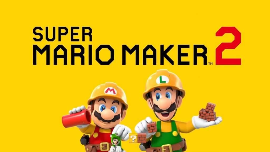 Nintendo Direct February 2019, Super Mario Maker 2