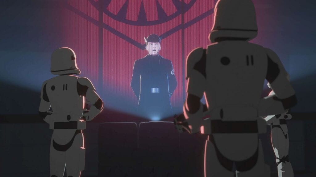 Star Wars Resistance, No Escape Part 1