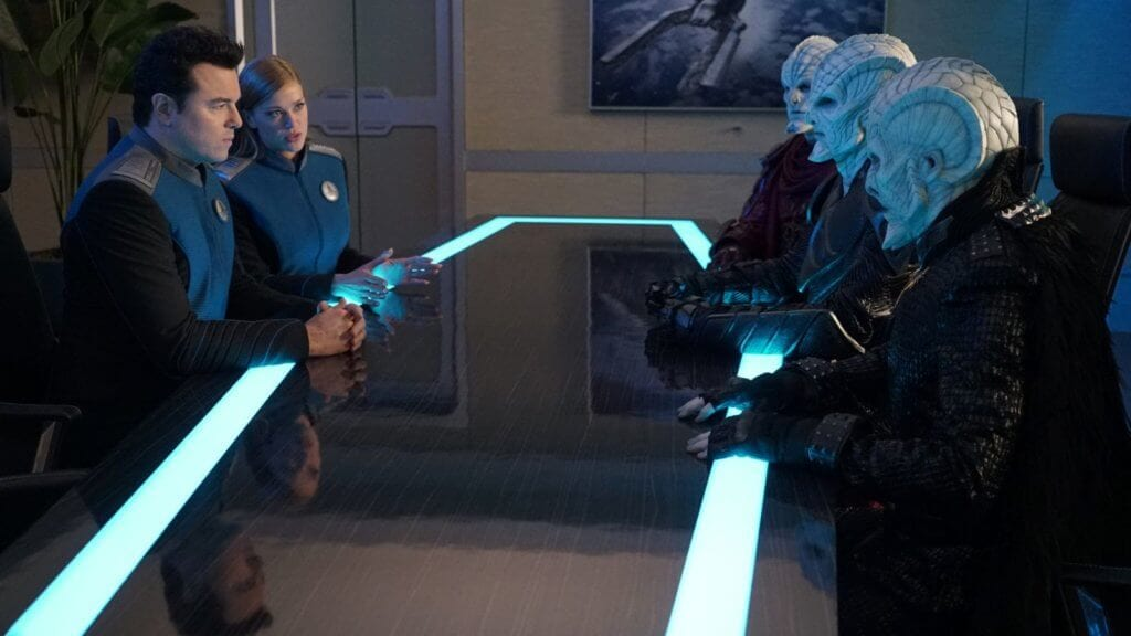 The Orville, Blood of Patriots