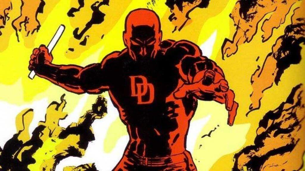 Daredevil: Born Again, Superman: Year One